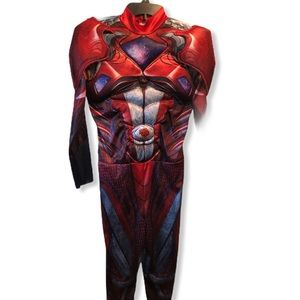 Power rangers large 10-12 kids costume outfit